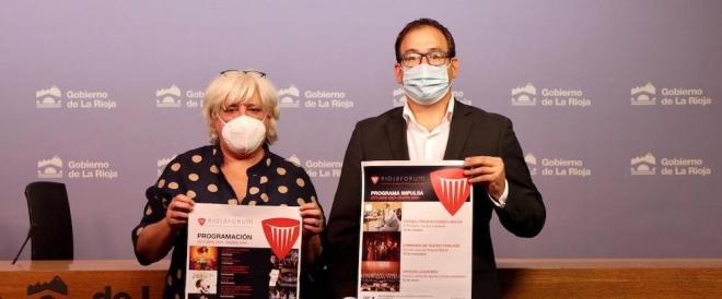 Rozalén, Pasión Vega y Mayumana, en la nueva temporada de Riojaforum