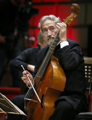 «Un intérprete de música antigua tiene que ser un poco historiador y bastante científico»