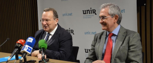 Riojaforum acoge un congreso de UNIR sobre educación y tecnología