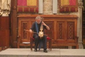Jordi Savall cerrará la 21 'Semana de Música Antigua de Logroño', que se celebrará del 2 al 5 de septiembre