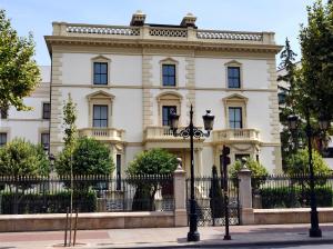 """Palacio del Gobierno de La Rioja """"Palacete"""""""