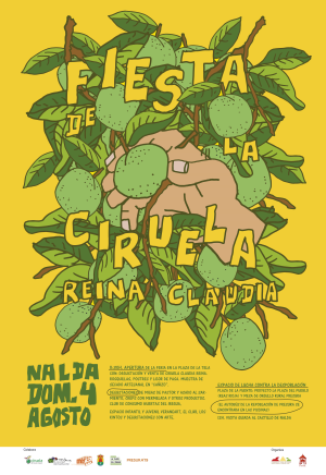 Fiesta de la Ciruela Reina Claudia