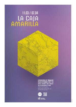 """Exposición """"LA CAJA AMARILLA"""""""