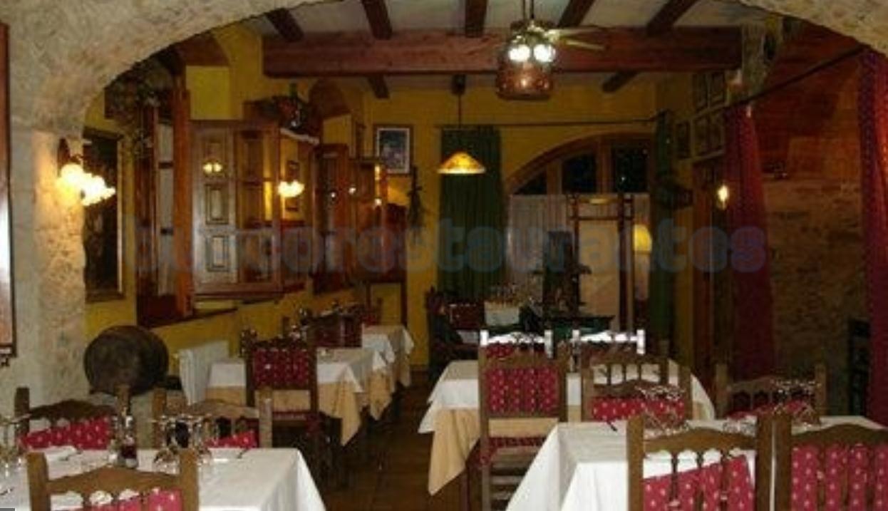La roca restaurante la rioja turismo for Restaurante la roca