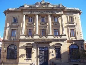 Antiguo Banco de España