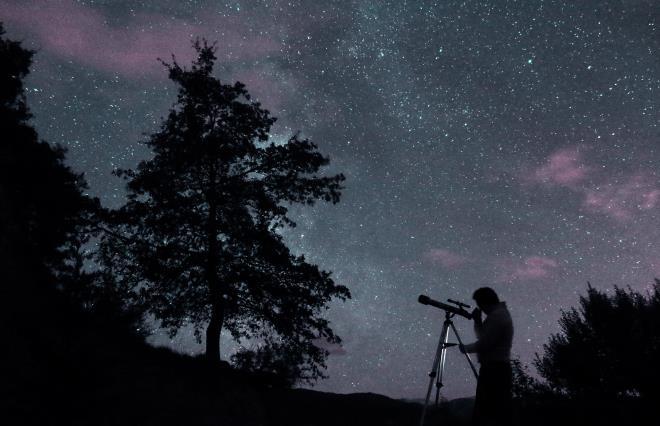 Reserva Startlight. Cielos nocturnos de calidad en la Reserva de la Biosfera