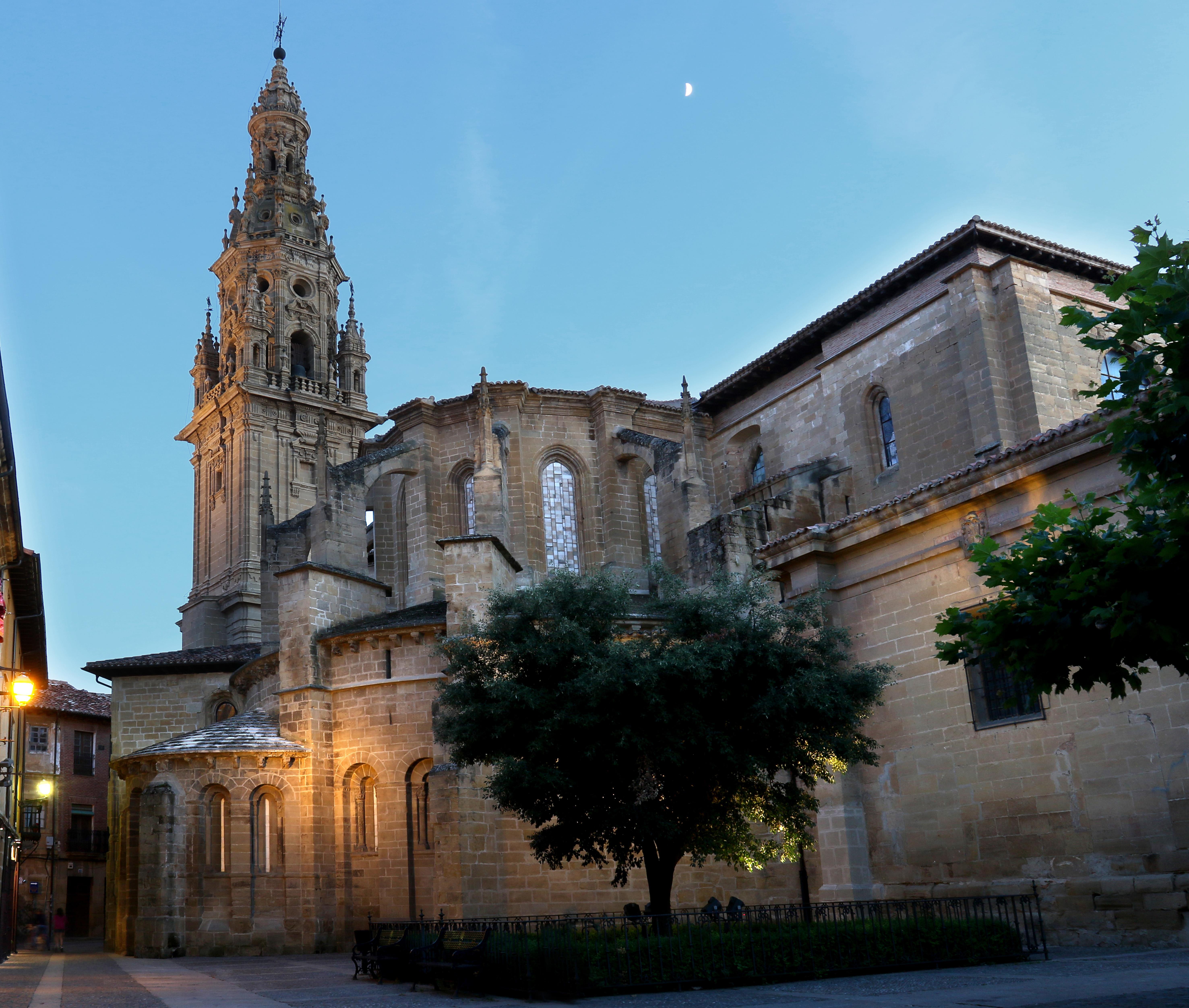 Catedral De Santo Domingo De La Calzada Lugar De Interes La