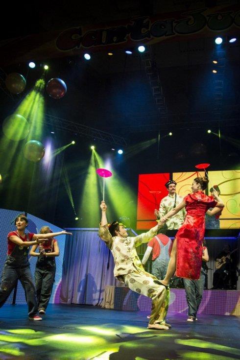CantaJuego regresa a Logroño con el espectáculo de su décimo aniversario
