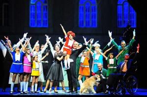 Musicales 'Jekyll & Hyde' y 'Annie', en Riojafórum