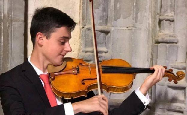 Juventud y talento en la misma cuerda