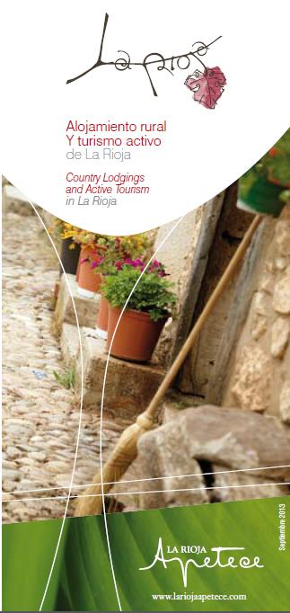 Alojamiento rural y turismo activo de La Rioja