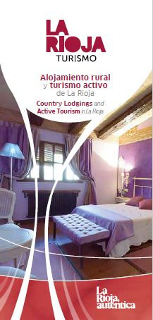 Country lodgings and active tourism in La Rioja