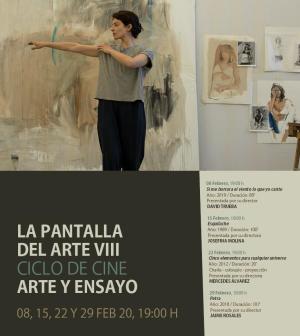 8ª edición del ciclo de cine La Pantalla del Arte