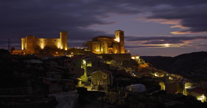 Visita guiada al castillo de Cornago y Centro de Interpretación Castillo de la luna