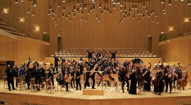 Riojafórum acogerá un concierto por el 250 aniversario de Beethoven de la Joven Orquesta de la UR y Promesas