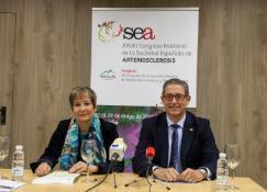 El XXVIII Congreso de la Sociedad Española de Arteriosclerosis reunirá desde el miércoles en Logroño a 400 expertos