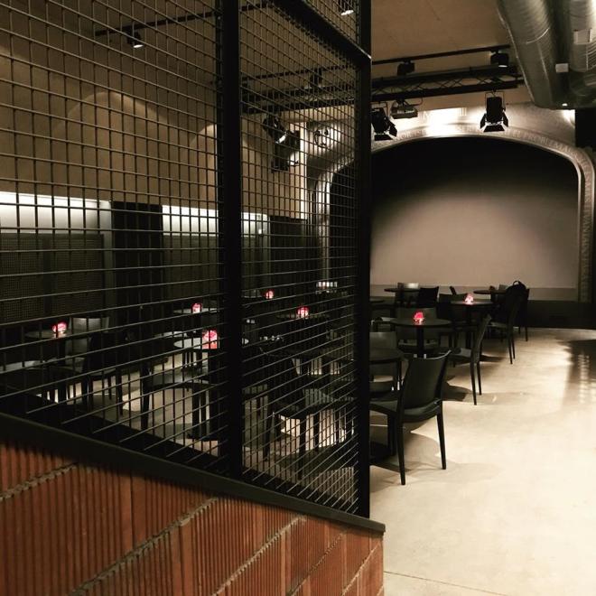 Sala Negra, Café Teatro