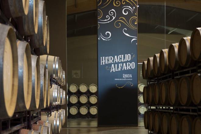 Compañía de vinos Heraclio
