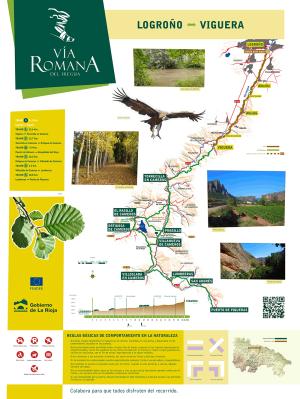 Vía Romana del Iregua