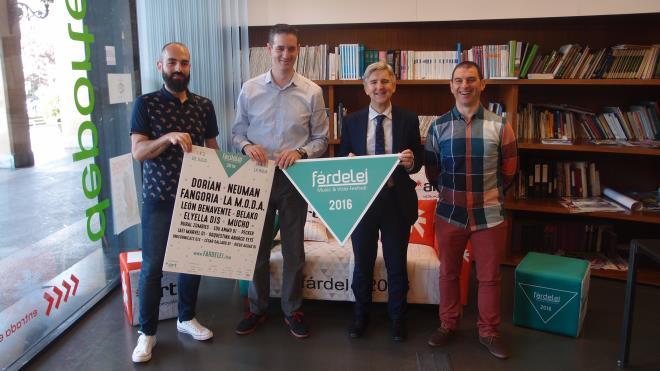 El IRJ acerca a los jóvenes al Festival Fárdelej en Arnedo con 3 rutas de autobuses y precios especiales en abonos para titulares de carné joven