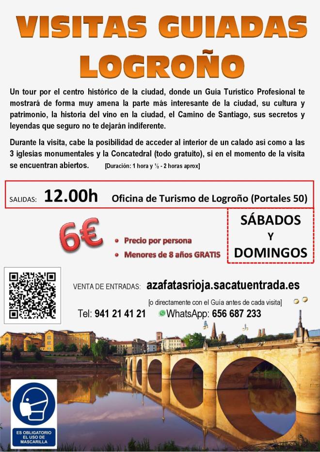 Visitas guiadas de Logroño