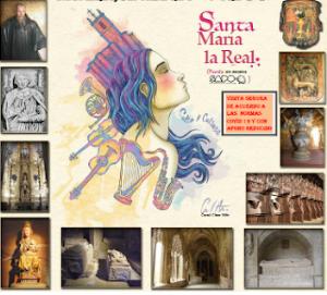Visitas Nocturnas Teatralizadas en el Monasterio de Santa María la Real