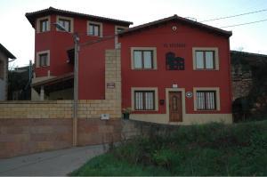 Casa rural El Colorao