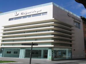 Centro Fundación Caja Rioja-Bankia Arnedo