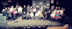 Récord en el concurso de pinchos de La Rioja, con 93 establecimientos