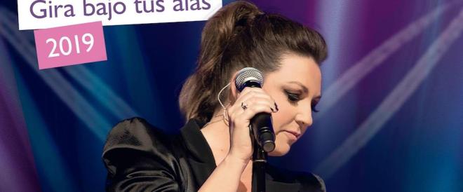 Niña Pastori actuará en el Riojaforum el próximo 11 de mayo