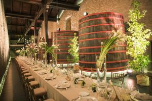 Visita y menú maridado alta gastronomía