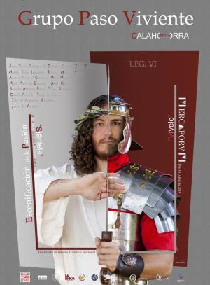 Escenificación de la Pasión de Cristo