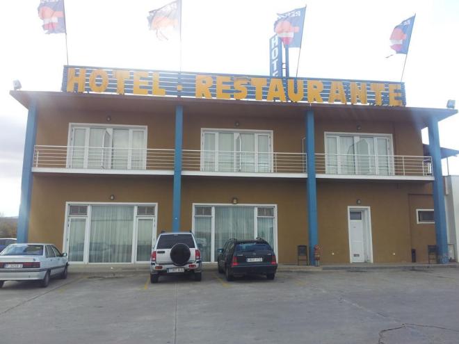Hotel Área de Calahorra