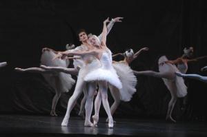 Riojafórum acoge esta tarde el ballet 'El lago de los cisnes'