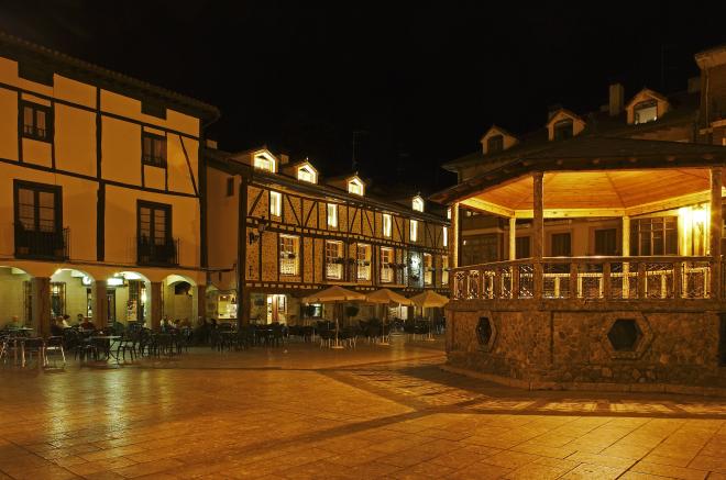 El municipio riojano de Ezcaray, candidato ideal a pueblo más bello y bueno de España