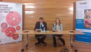 El Cluster FOOD+i reúne en Logroño a un centenar de empresas cárnicas y expertos en tecnología agroalimentaria