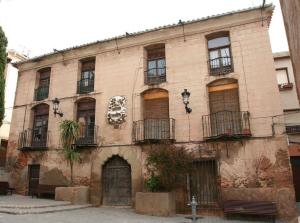 Palacio-Casa de los Antillones