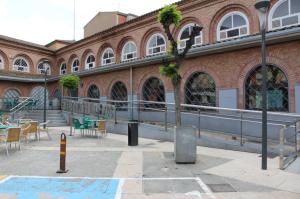 La Plaza de Abastos