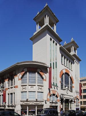 Plaza de Abastos. Mercado de San Blas
