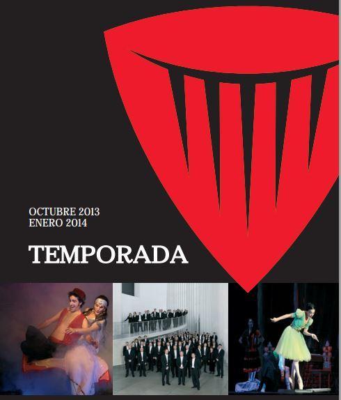 Programación cultural Riojaforum octubre 2013- enero 2014