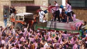 Bataille au Clairet de San Asensio