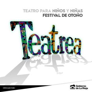 """Festival Teatrea """"Un día en el teatro"""""""