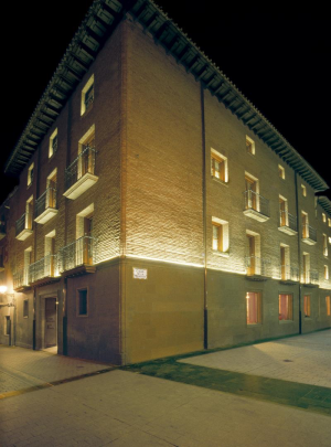 Centro Fundación Caja Rioja-Bankia La Merced