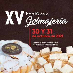 XV Feria de la Golmajeria