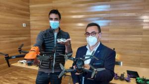 El Gobierno de La Rioja apoya la celebración en Riojaforum del I Congreso Internacional de Drones que acoge España