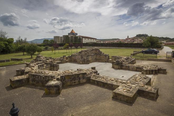 Ruinas del Hospital San Juan de Acre