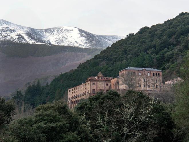 Hospedería de la Abadía de Valvanera