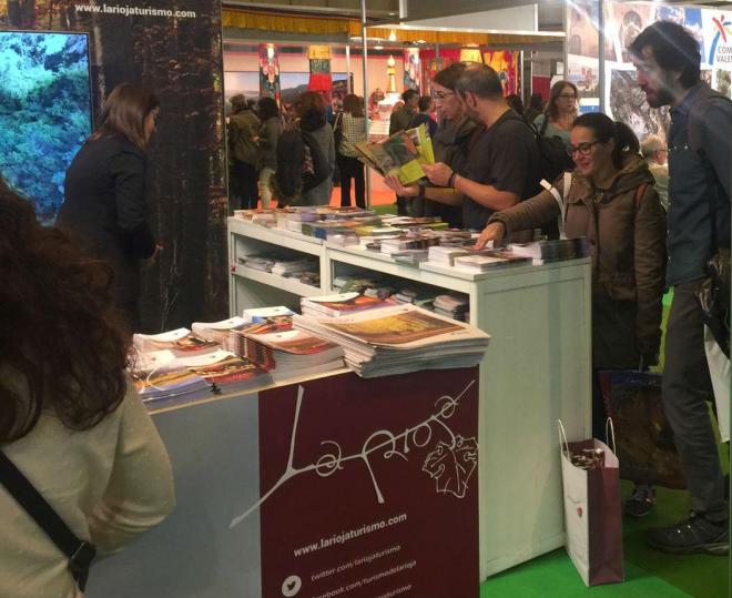 La Rioja fortalece su oferta de turismo de naturaleza con la participación en la feria Expotural