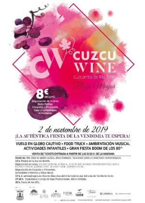 Cuzcuwine 2019