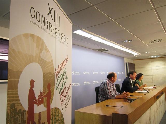 Riojafórum acoge en noviembre el Congreso bienal de Agricultura Ecológica SEAE